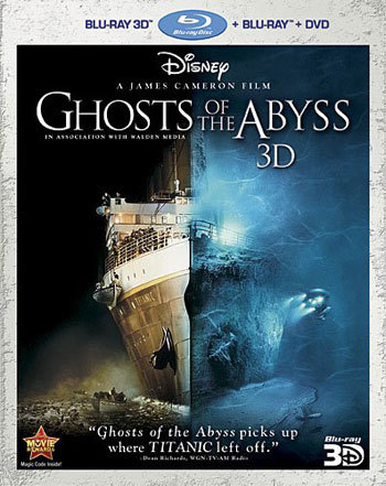 Ghosts of the Abyss 3D