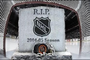 NHL Death of a Year
