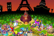 Madagascar: Join the Circus! Smartphone App