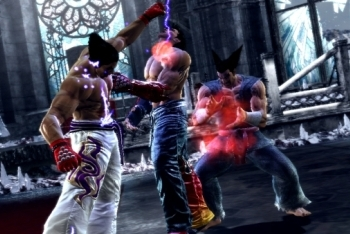 Tekken Tag Tournament 2 Tag Combo