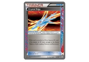 Crystal Edge Trainer Card