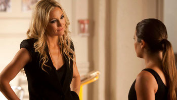 Kate Hudson is Rachel's new teacher in NYC