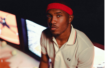 Frank Ocean is making waves.