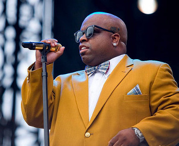 You won't forget Cee Lo Green once you hear him sing.