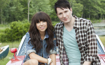 Carly Rae Jepsen and Owl City