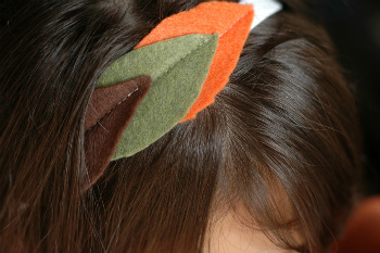 Celebrate Fall with a FEstive Headband