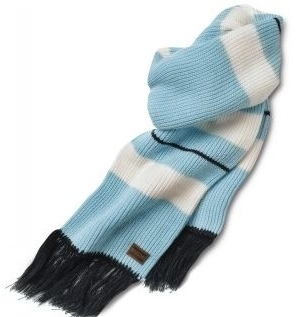 Tom's Flag Stripe Scarf