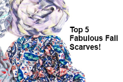 Top 5 Fall Scarves