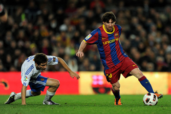 Barcelona Striker