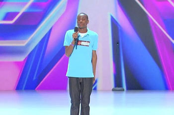 One contestant tried to steal a $3000 microphone