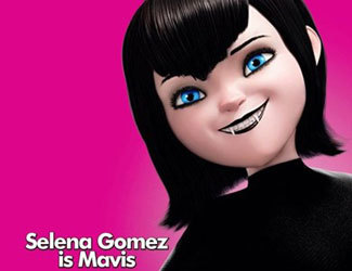 Selena's character Mavis