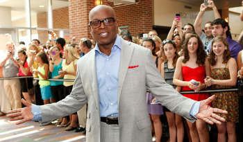 L.A. Reid in Greensboro, North Carolina