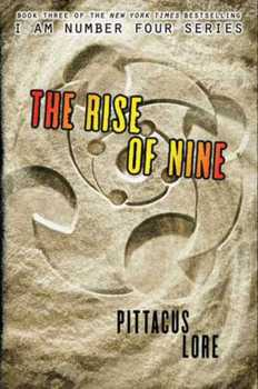 Book Review: The Rise of Nine by Pittacus Lore