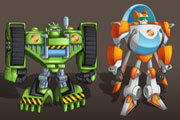 Transformers Rescue Bots: Character Profiles