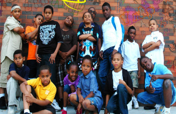 The Y.N. RichKids started as part of an after school program