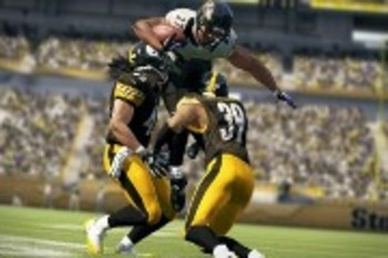 Madden NFL 13 screenshot physics