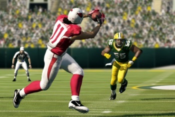 Madden NFL 13 screenshot receiver
