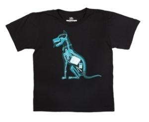 Evidence, by Threadless