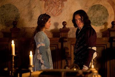 Tybalt swears to Juliet that he'll kill Romeo