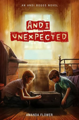 Andi Unexpected Book Cover