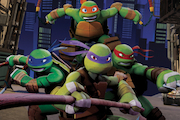 Teenage Mutant Ninja Turtles: In Stores Now