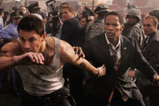 White House Down DVD Review