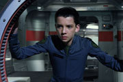Ender's Game Star Asa Butterfield