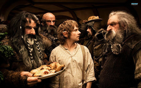 The Dwarves and Bilbos