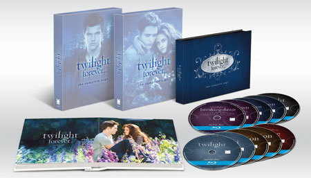Twilight Forever: The Complete Saga Ultimate Collector's Set!