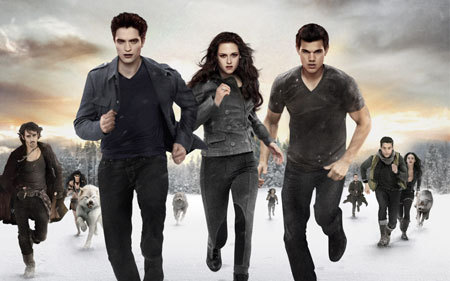 The epic battle in Breaking Dawn Part 2