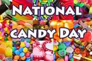 National Candy Day: November 4