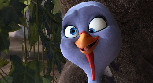 JENNY (Amy Poehler) in Relativity Media's FREE BIRDS