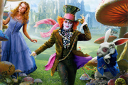 Alice in Wonderland Blu-ray/DVD/Digital Combo Review