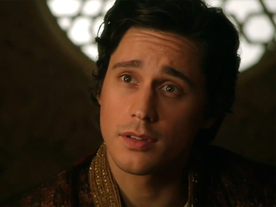 Peter as Cyrus