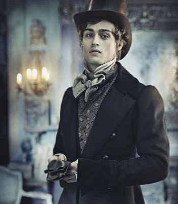Douglas as Pip in Great Expectations