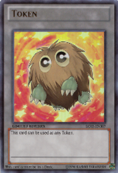 Legendary Collection 3 Kuriboh Token