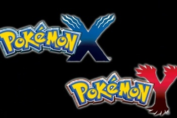 Pokémon X and Y logo