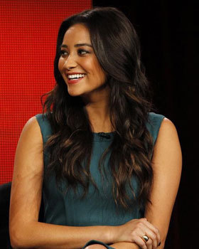 Shay being interviewed