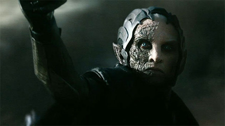 Creepy Evil Elf Malekith