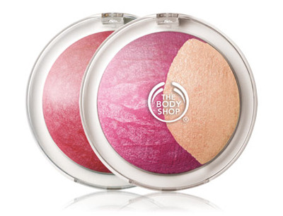 The Body Shop Baked-To-Last Blush