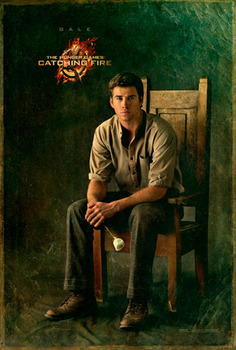 Liam Hemsworth as Gale
