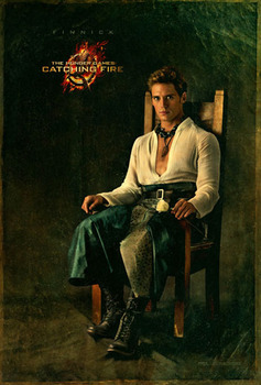 Sam Claflin as Finnick Odair