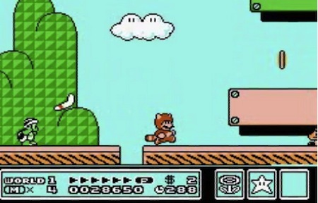 Super Mario Bros.3 (NES)