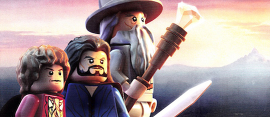 LEGO: The Hobbit Video Game Announced