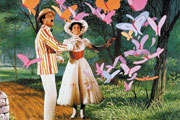 Mary Poppins 50th Anniversary Blu-ray   DVD Review