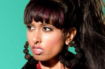 Anjulie has written songs for big name stars, like Nicki Minaj