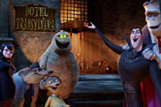 Hotel Transylvania Blu-ray   DVD Review