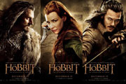 Middle-Earth Mash Up: The Hobbit: The Desolation of Smaug