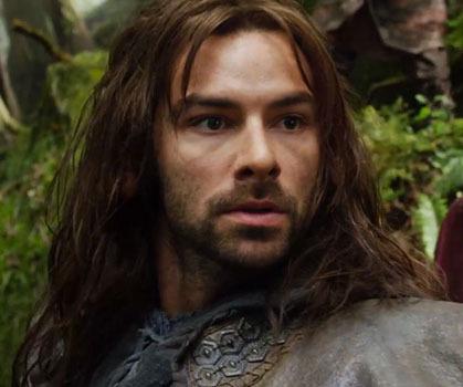 Dwarf Kili (Aidan Turner)