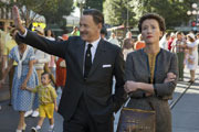 Tom Hanks and Emma Thompson on Saving Mr. Banks